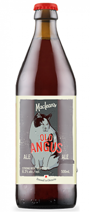 Old Angus by Maclean's Ales Inc. in Ontario, Canada
