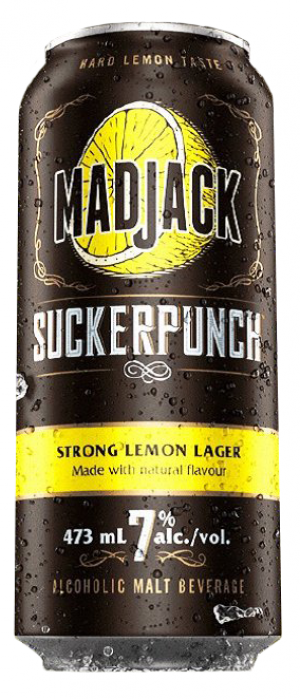 Strong Lemon Lager