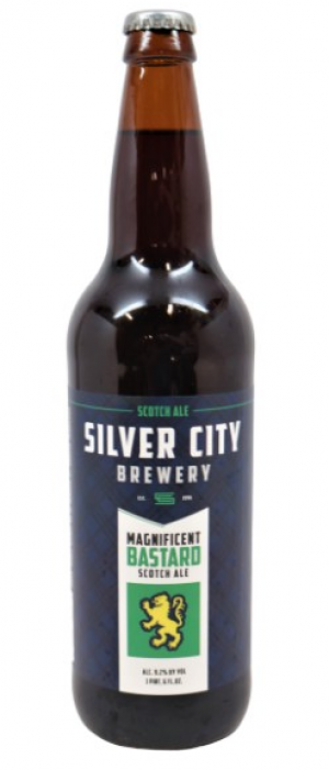 Magnificent Bastard by Silver City Brewery in Washington, United States