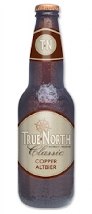 True North Copper Altbier by Magnotta Brewery in Ontario, Canada