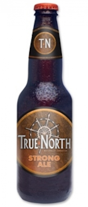 True North Strong Ale by Magnotta Brewery in Ontario, Canada
