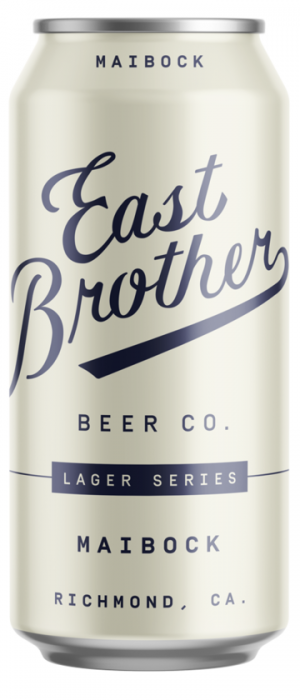 Maibock by East Brother Beer Company in California, United States