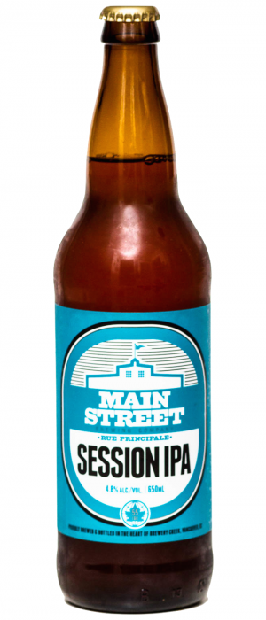 Main Street Session IPA