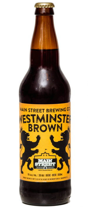 Westminster Brown Ale