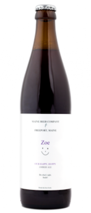 Zoe by Maine Beer Company in Maine, United States