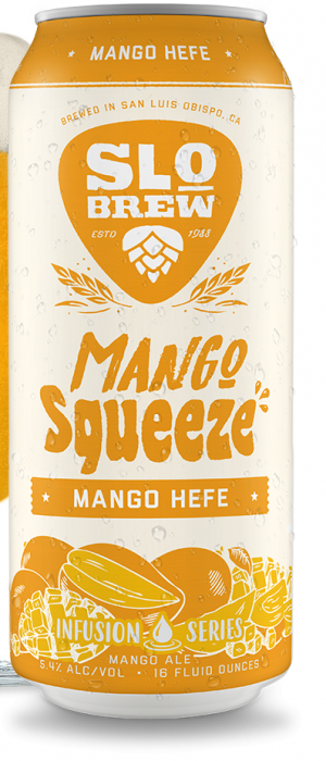 Mango-Squeeze by SLO Brew in California, United States