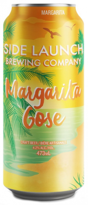 Margarita Gose by Side Launch Brewing Company in Ontario, Canada