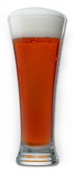Rough & Dirty Red Ale by Marten Brewing Company in British Columbia, Canada