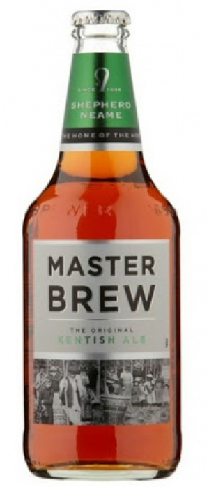 Master Brew by Shepherd Neame in Kent - England, United Kingdom