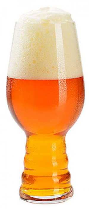 Brute Force Double IPA by Masthead Brewing Company in Ohio, United States