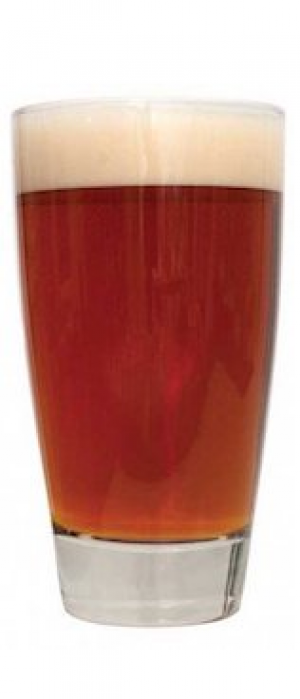 Midwest Red IPA by Masthead Brewing Company in Ohio, United States