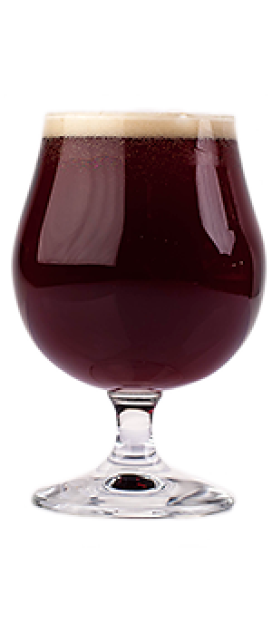 Unbounded Principles Belgian Quad by Masthead Brewing Company in Ohio, United States