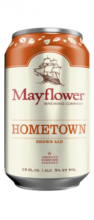 Hometown by Mayflower Brewing Company in Massachusetts, United States