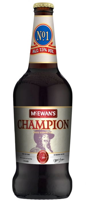McEwan's Champion by McEwan's Brewery in Edinburgh - Scotland, United Kingdom