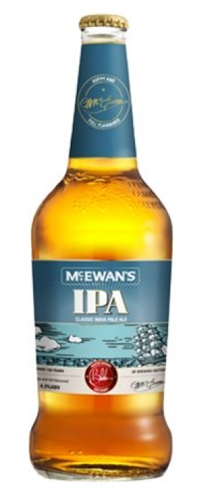 McEwan's IPA by McEwan's Brewery in Edinburgh - Scotland, United Kingdom