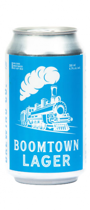 Boomtown Lager
