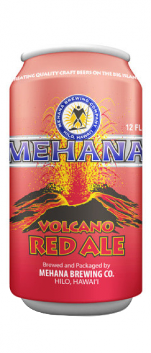 Volcano Red Ale