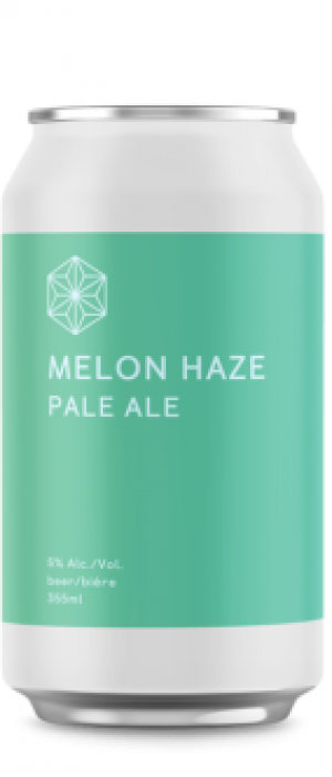 Melon Haze by Spectrum Beer Company in British Columbia, Canada