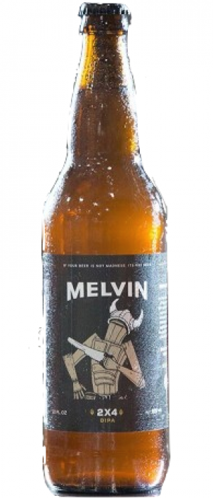 2x4 DIPA by Melvin Brewing in Wyoming, United States