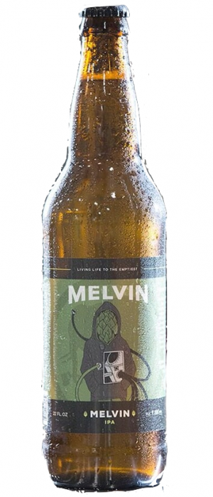 Melvin IPA by Melvin Brewing in Wyoming, United States