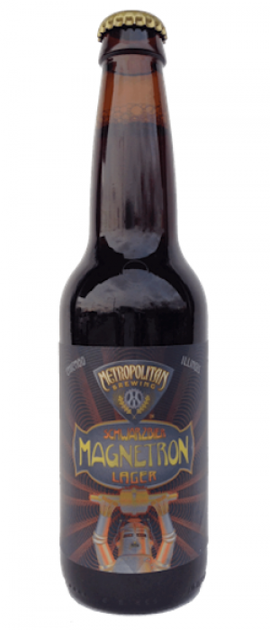 Magnetron by Metropolitan Brewing in Illinois, United States