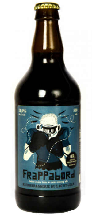 Frappabord by Microbrasserie du Lac St-Jean in Québec, Canada