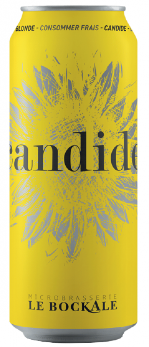 Candide by Microbrasserie Le BockAle in Québec, Canada