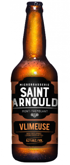 La Vlimeuse by Microbrasserie Saint-Arnould in Québec, Canada