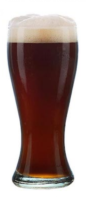 Mighty Bison Brown Ale by Wildlife Brewing in Idaho, United States