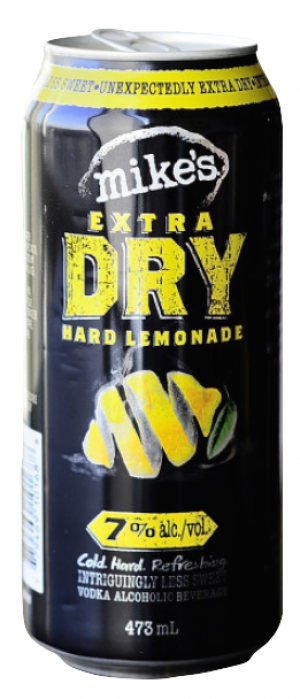 Mike's Extra Dry Hard Lemonade