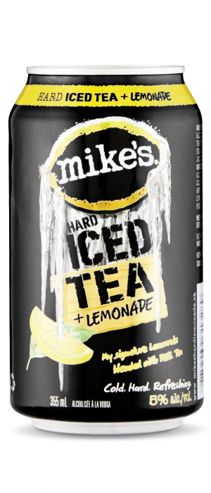 Mike's Hard Iced Tea + Lemonade