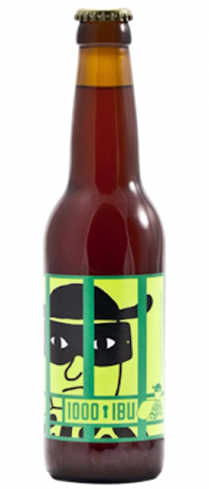 1000 IBU by Mikkeller Brewing in California, United States