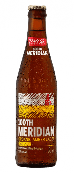 100th Meridian Organic Amber Lager