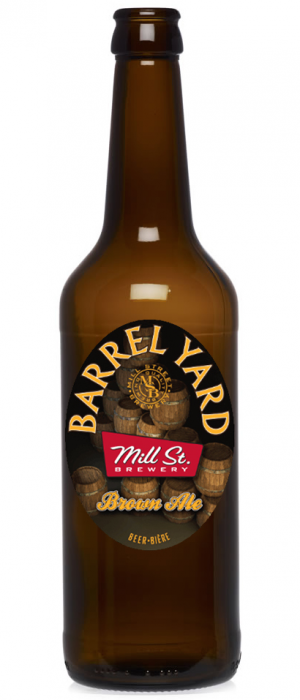 Barrel Yard Brown Ale