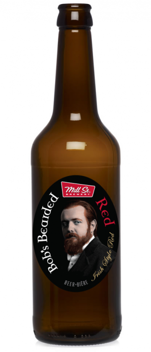 Bob's Bearded Red by Mill Street Brewery in Ontario, Canada