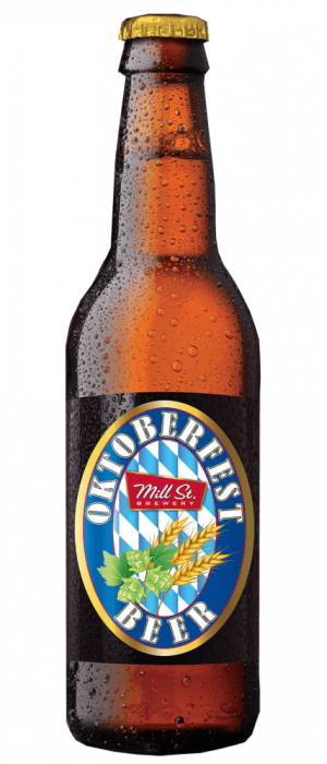 Oktoberfest by Mill Street Brewery in Ontario, Canada