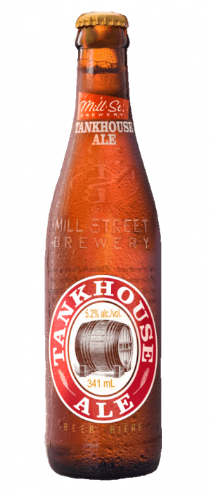 Tankhouse Ale by Mill Street Brewery in Ontario, Canada
