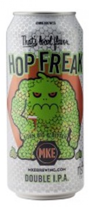 Hop Freak by Milwaukee Brewing Company in Wisconsin, United States