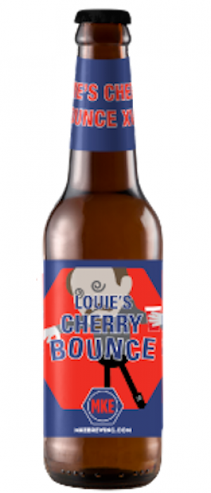 Louie's Cherry Bounce by Milwaukee Brewing Company in Wisconsin, United States