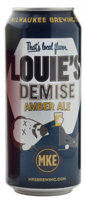 Louie's Demise by Milwaukee Brewing Company in Wisconsin, United States