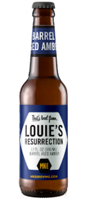 Louie's Resurrection by Milwaukee Brewing Company in Wisconsin, United States