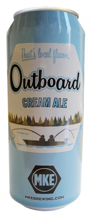 Outboard by Milwaukee Brewing Company in Wisconsin, United States