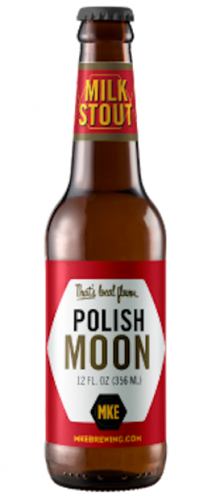 Polish Moon by Milwaukee Brewing Company in Wisconsin, United States