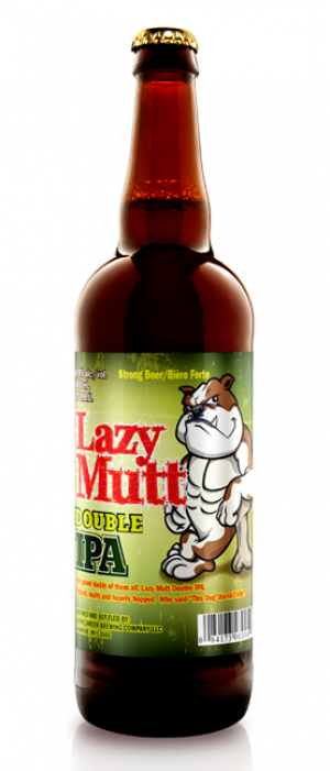 Lazy Mutt Double IPA