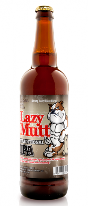 Lazy Mutt Traditional IPA
