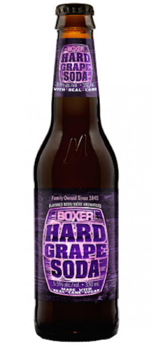 Boxer Grape Soda