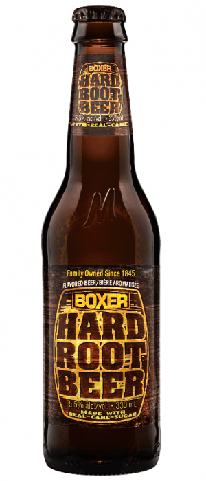 Boxer Hard Root Beer