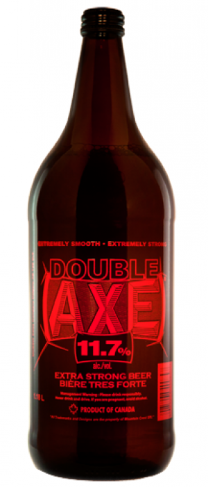 Double Axe Extra Strong Beer