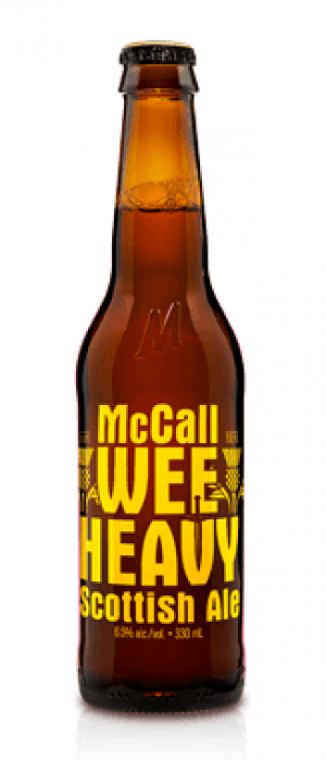 McCall Wee Heavy Scottish Ale