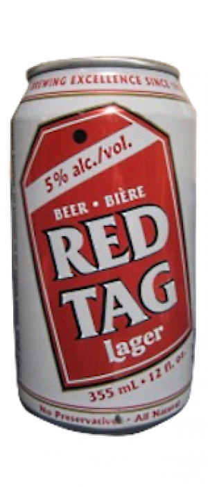Red Tag Lager